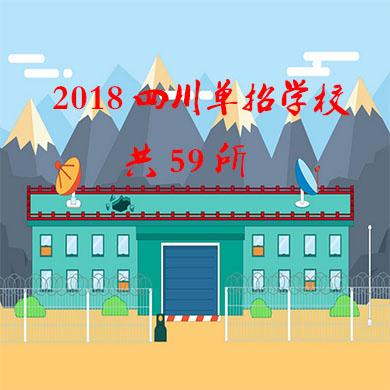 四川单招学校有哪些?